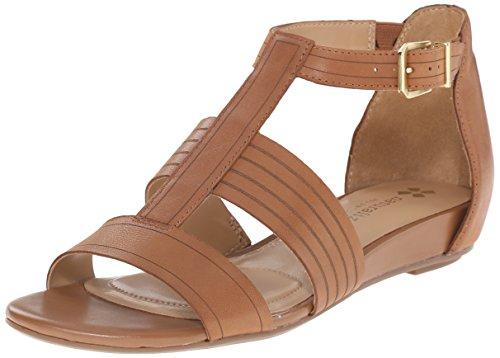 Naturalizer Women's Longing Gladiator Sandal Tan