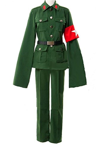Jamcos Axis Powers Hetalia China Uniforms Cosplay