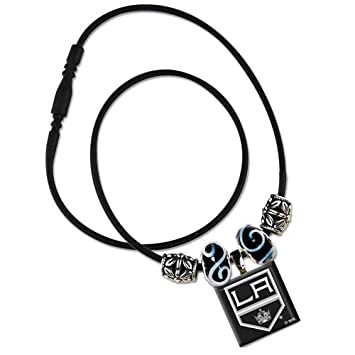Wincraft NHL Anaheim Ducks Lifetile Necklace with Beads 82087012