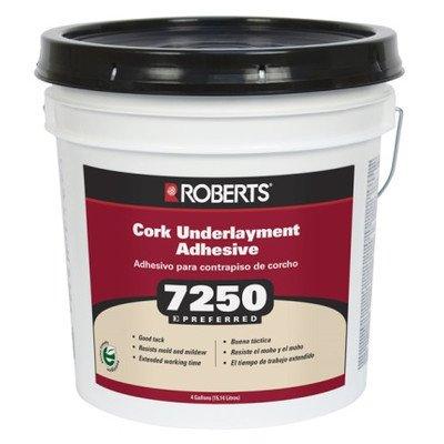 Roberts 4-Gal. Pail Of Pro Grade Cork Underlayment Adhesive