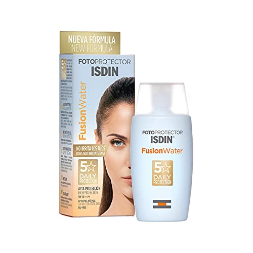 ISDIN – Fotoprotector Fusion Water SPF 50 –