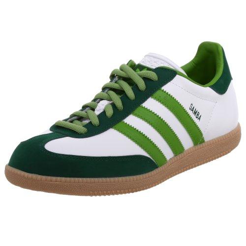 adidas Originals Samba 80 Soccer Shoe White/Fairway/Forest