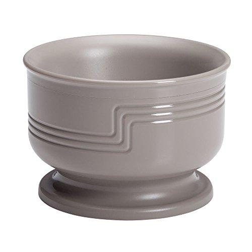 Cambro Shoreline Collection 5 Oz Small Wheat Beige Plastic Insulated Bowl - 3 1/2 Dia x 2 3/8 H by CAMBRO MFG COMPANY