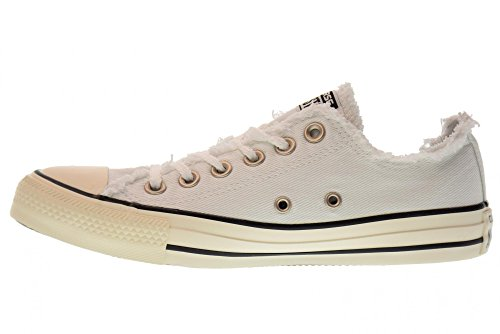 Converse Scarpe Donna Sneakers Basse 160946C Ctas Ox Taglia 37 Bianco