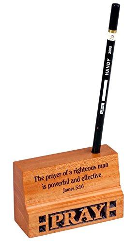 Amazon De Die Gebet Von A Righteous Mann Holz Christliche Buro