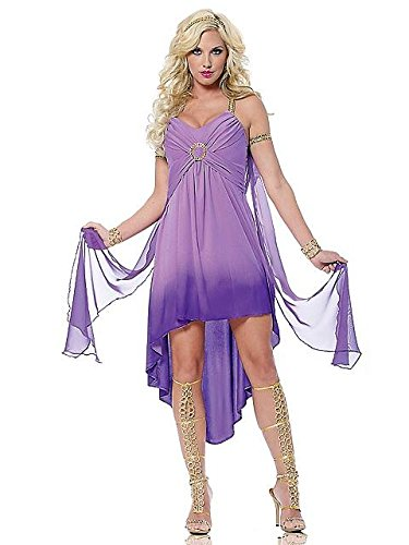 Roman Goddess Costume - Small - Dress Size 4-6