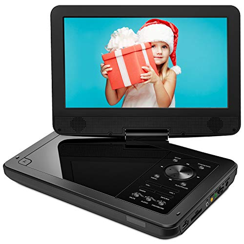 ieGeek 12.5 inch Portable DVD Player wit...