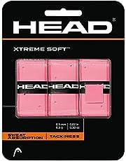 HEAD Xtremesoft opaska na rękojeść dla dorosłych, uniseks, czarna, rozmiar uniwersalny
