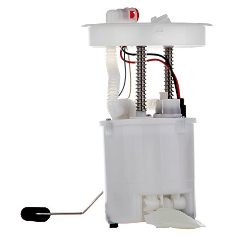 ECCPP Electric Fuel Pump Module Assembly w/Sending Unit Replacement for Ford Focus 2000 2001 2002 L4 2.0L -