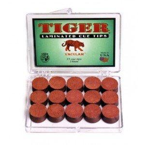 (Tiger Laminated Tip, Medium, 14mm)