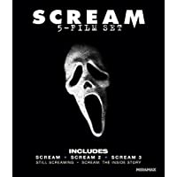 Scream 1-3 [Blu-ray] [Importado]