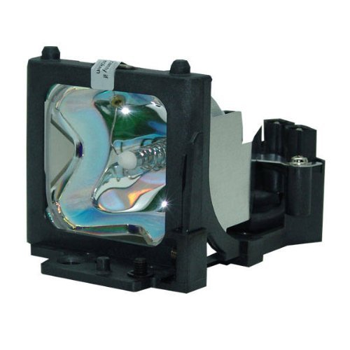 GloWatt DT00401 / CPS225LAMP Projector Replacement Lamp With Housing for Hitachi Projectors