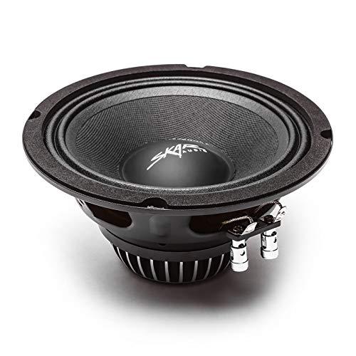 Skar Audio PAX65-8 6.5″ 520W 8 Ohm Neodymium Midrange Car Loudspeaker, Each