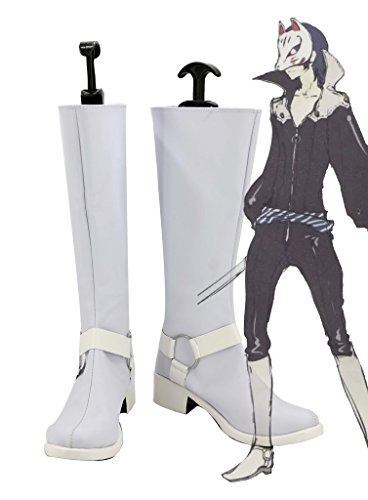P5A the Day Breakers Persona 5 Kitagawa Yuusuke Cosplay Shoes Boots Custom Made dFMh6TQWOT