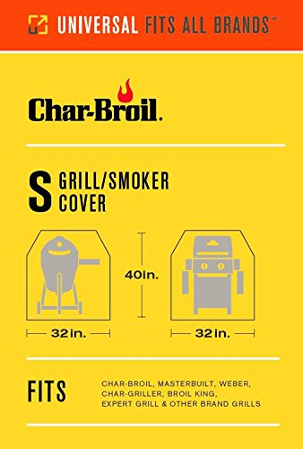 Char-Broil Performance Smoker Cover, Grill Small