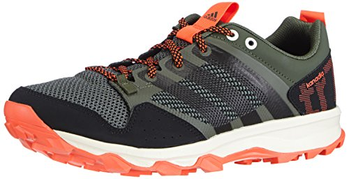 Adidas Kanadia 7 Trail Running Shoes - SS15 - 9 - Black