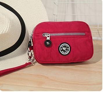 7552247d2a7e Amazon.com: MJ house-Multi-functional makeup bag female Korean ...