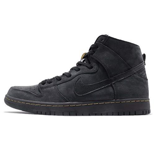 Nike SB Dunk High Decon AR7620-002 Black/Black 7.5