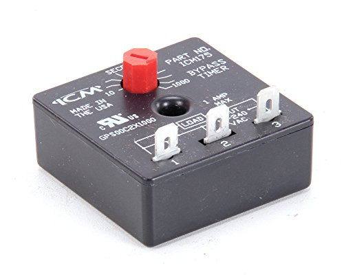 Vulcan Hart 855661-1 Time Delay Relay for Steamer