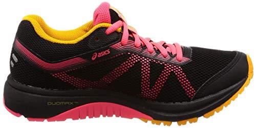 1000 Asics de Black 001 G Femme Running Amber Chaussures TX Noir Gt 7 rrxwqv5