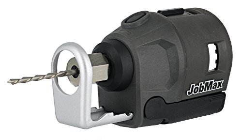 Ridgid R8223409B JobMax Rotary Cutter Head with Included Drywall Cutter Bit (JobMax Base Not Included, Head Only)