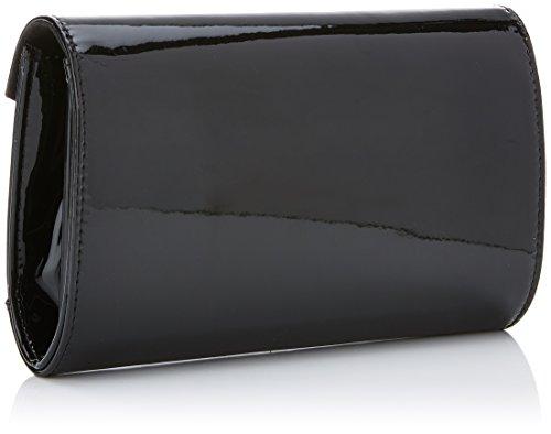 Envelope Lena Black Swankyswans Patent Pochettes Noir x7fdEC8w