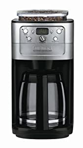 Cuisinart DGB-700BC 12-Cup Automatic Coffeemaker
