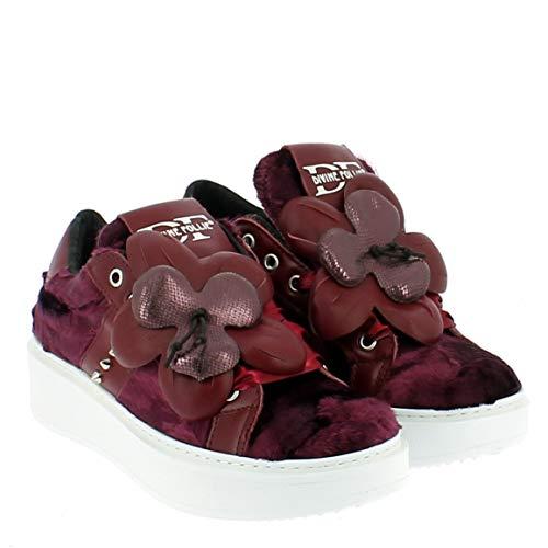 Bordò Divine Divine Donna Sneakers Donna Divine Follie Follie Follie Bordò Donna Bordò Sneakers Follie Sneakers Donna Divine qA0Agwa