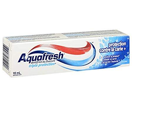 AquaFresh Cavity Protection Extra Fresh Toothpaste 90ml (Pack of 4)