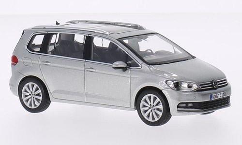 VW Touran, Silber, 0, Modellauto, Fertigmodell, I-Norev 1:43