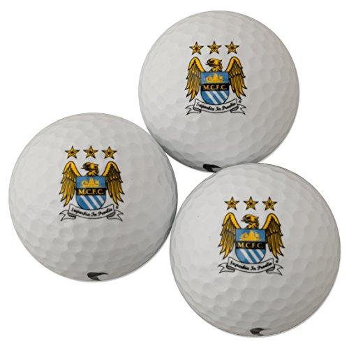 SEI Manchester City Golf Balls by SEI