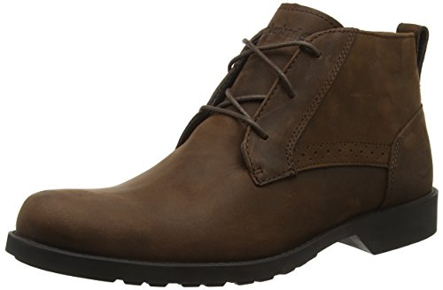 TimberlandFitchburg Waterproof Chukka - Stivaletti uomo, Marrone (Brown (Walnut)), 50 EU