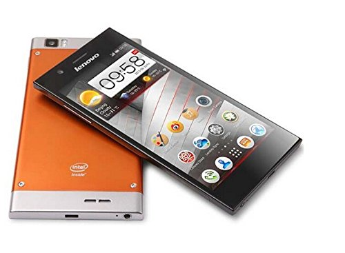 Lenovo K900 Smart Cell Phone with 16GB TF Card 55 Inch Android 42 OTG 13MP 19201080 FHD RAM 2GBROM 16GB Inter Atom 20GHz Dual Core Micro SIM WCDMA GSM Phone 16GB TF Card