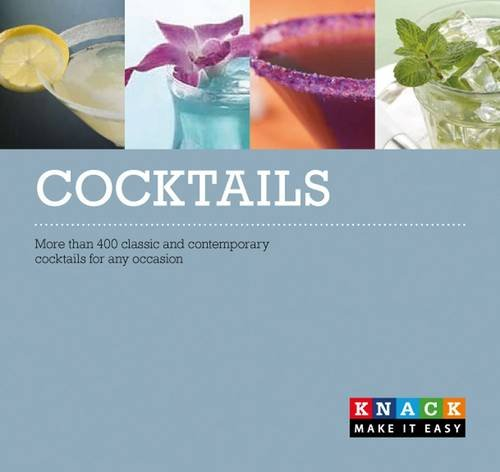 Cocktails: More than 300 classic and contemporary cocktails for any occasion (Knack) Text fb2 book