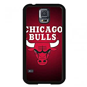 Personalised Chicago Bulls Phone Case Cover For Samsung Galaxy S5 Hard Case