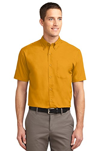 Port Authority Men's Tall Short Sleeve Easy Care Shirt