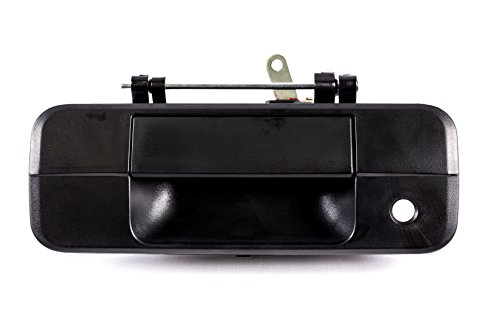 Replacement Rear Textured Tailgate Handle for 07-13 Toyota Tundra TO1915113 (2007, 2009, 2010, 2011, 2012, 2013)