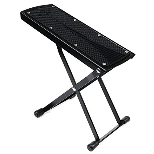 Review Guitar Foot Rest, Height