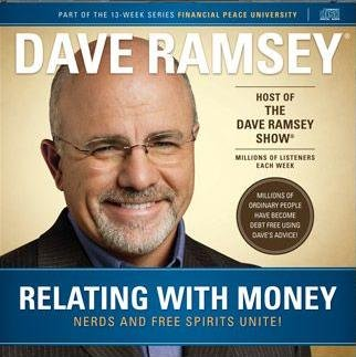 Relating Money Dave Ramsey product image