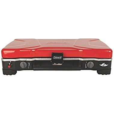 Coleman Hyperflame Fyresergeant 2 Burner 3-IN-1 Propane Stove