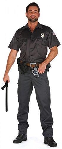 Traje de combate de Estados Unidos para hombre Policía 5 ...