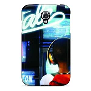 Top Quality Rugged Wale Album Case Cover For Galaxy S4