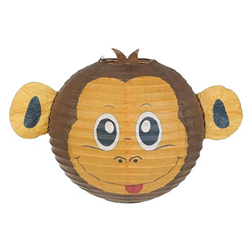 Monkey Lampshade Decorative Animal Lampshades For Children Bedroom