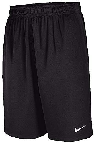 (Nike Youth Boys Dry Fly Shorts (Large, Black) )