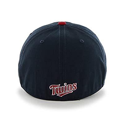 MLB Minnesota Twins Franchise Fitted Hat