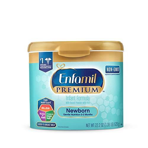 Enfamil Newborn Baby Formula - Powder - 22.2 oz - 4 pk