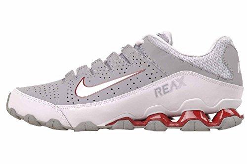 Uomo Reax Da Scarpe Tr 8 Fitness Nike Grigio PxzwUAB