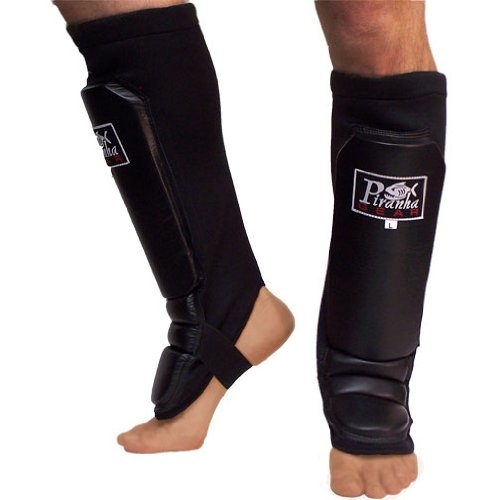 Piranha Gear Grappling Shin Instep Pads