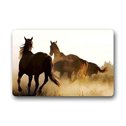 horse doormats