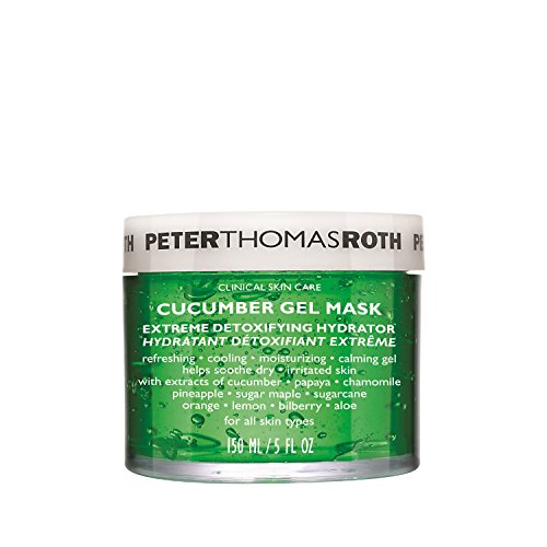 Peter Thomas Roth Cucumber Gel Mask 5 0 Ounce